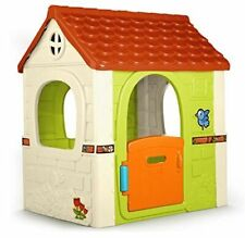 Spielhaus Feber Famosa Fantasy Häuschen Kinder Spielzeug Garten 85 x108 cm bunt