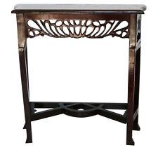 Konsolentisch Beistelltisch Konsole Anrichte Tisch Holz massiv Antik-Stil
