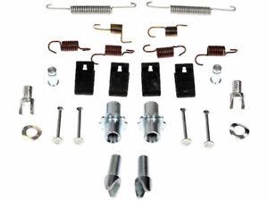 For 2013-2014 Subaru Outback Parking Brake Hardware Kit Rear Dorman 24364FY