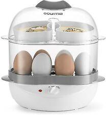 Gourmia GEC275 Two Layer Electric Egg Cooker - Boils Steams and Poaches - 6 -