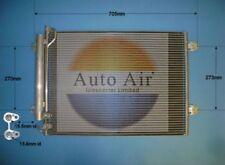 compatible con VW PASSAT Condensador aire acondicionado 16-1321 1.4l