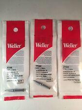 "3X Original Weller PTA8 Soldering SCREWDRIVER,1/16"",800F  for TCP / TC201"