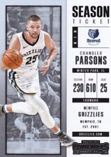 CHANDLER PARSONS 2017-18 PANINI CONTENDERS Basketball cartes à collectionner, #4