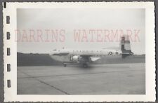 Vintage Photo Douglas C 124 Globemaster Airplane 753450