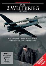 2. WELTKRIEG IN FARBE olympische Spiele BERGHOF Luftschlacht HITLER 3 DVD Box