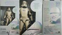 "Star Wars Black Series First Order Jet Trooper Carbonized Graphite - 6"" NEW MIB"