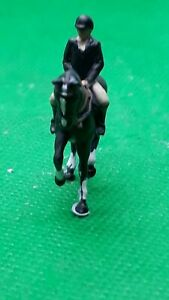 Scale 3D 00 gauge figures  handpainted horse and rider