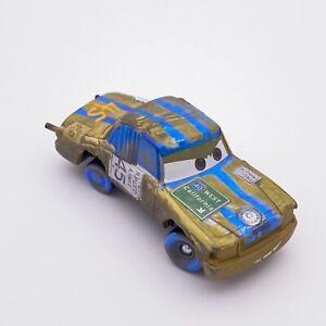 Disney Pixar Cars 3 Diecast T-Bone Thunder Hollow 1:55 Demolition #45 Crazy 8