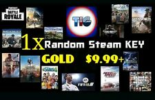 1 Steam Key Gold 9.99 Keys and Up