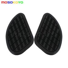 Motorcycle Gas Fuel Tank Traction Side Knee Protector Grip Pads Universal Fit