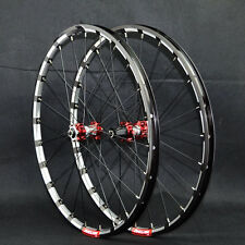 MTB Mountain Bike 26inch Milling CNC Alloy Rim Wheels Wheelset