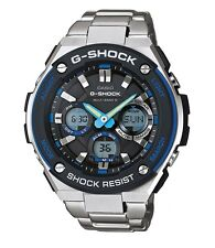 CASIO G-SHOCK COCKPIT SOLAR WATCH RADIO RELOJ HOMBRE MENS 200 M GST-W100D-1A2ER