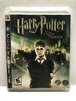 Harry Potter and the Order of the Phoenix (PlayStation 3, 2007) Complete Tested