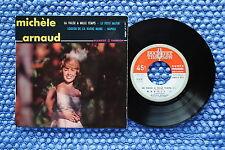 MICHELE ARNAUD / EP DUCRETET THOMSON 460 V 471 / BIEM 1960 ( F )