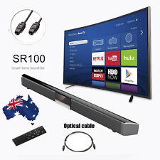 40W TV Home Theater Soundbar bluetooth Wireless Sound Bar Speaker Subwoofer AU