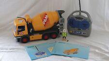 Playmobil 3263 Betonmischer mit Fernbedienung Bau Baustelle #5