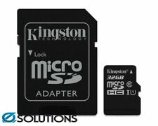 Kingston 32gb Micro SD Memory Card for TomTom Go Professional 520 Profession 620
