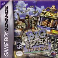 Big Mutha Truckers - Nintendo Game Boy Advance
