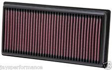 33-2981 K&N Sports filtro aria per adattarsi FIAT 500 / PANDA / PUNTO 0.9 i