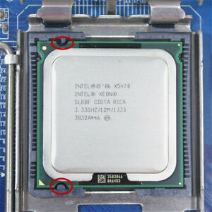 "Intel Xeon X5470 3.33GHz/1333 Quad Core ""Best 775 CPU"" Better than QX9770,QX9775"