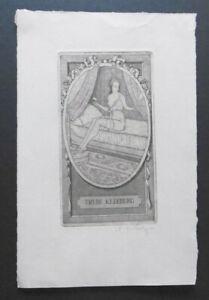 Martin Erich Philipp Exlibris