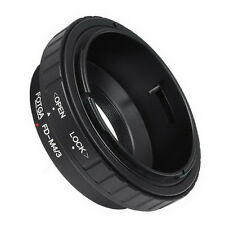 FOTGA Adapter for Canon FD Lens To Micro 4/3 Camera EP1 EP2 EPL1 GF2 GH2 G1