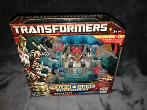 Hasbro Grimstone with Dinobots Power Core Combiners Series Transformers SEALED