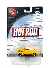 100% Hot Wheels '40 Ford 1:64 Scale Hot Rod Magazine