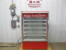 Csc Fdm-9 Glass Door Refrigerated Display Case Merchandiser Refrigerator