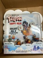 1990 McDonald's  Disney's TaleSpin  Happy Meal Toys Store/Lobby Display