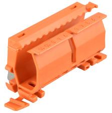 Wago 222-500 Support de fixation (x10) , série 222 à utiliser avec Connecteur
