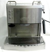 DeLonghi EC-701 15 Bar Pump Driven Espresso Latte & Cappuccino Maker - EXCELLENT