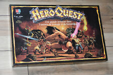 HEROQUEST MB Jeux 1989 Milton Bradley France Superbe état complet
