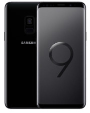 Samsung Galaxy S9 SM-G960 - 64GB - Midnight Black (Ohne Simlock) NEUWARE