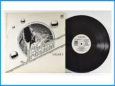 Jazz Fusion Volume II White Label Promo Record AVI Records AVI-6119