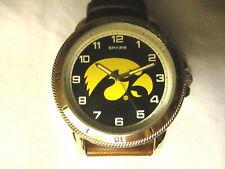 Ncaa Iowa Hawkeyes Wrist Watch - New