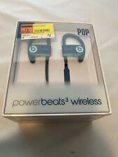 Beats by Dr. Dre Powerbeats3 Wireless Pop Blue Beats Pop Collection In Ear