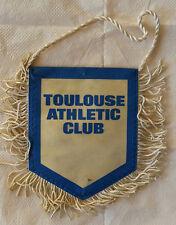 FANION PENNANT FOOTBALL SOCCER TOULOUSE ATHLETIC CLUB port à prix coûtant