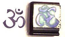 Om rubber stamp by Amazing Arts Hinduism Brahman Symbol