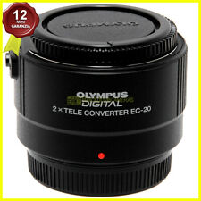 Olympus 2x Teleconverter EC-20 Moltiplicatore di focale per fotocamere 4/3