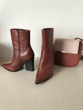 ms autograph boots size 5,5 UK 38,5 Eu and matching bag