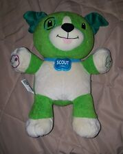 LeapFrog MY PAL SCOUT Interactive Plush Puppy Dog musical talking