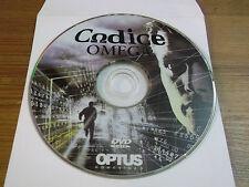 DVD - - CODICE OMEGA   - -  Rob Marcarelli.  (38)
