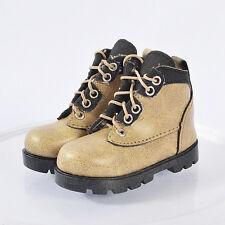 "Fashion MSD Boots/Shoes 1/4 BJD Mini Super Dollfie 17""Tonner Men/Matt(5-BJS-4"
