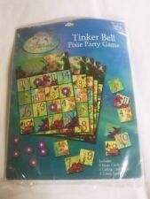 Tinkerbell Fairies Disney Pixie Bingo Party Game Birthday Party Free Shipping