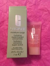 Clinique MOISTURE SURGE HYDRATING SUPERCHARGED CONCENTRATE .24 fl. oz Travel NIB