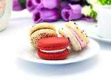 Gluten Free Assorted 12 Pack French Macarons (Birthday Collection)