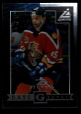 DAVE GAGNER PANTHERS #75 Z-SILVER INSERT  RARE 97-98 1997-98 PINNACLE ZENITH