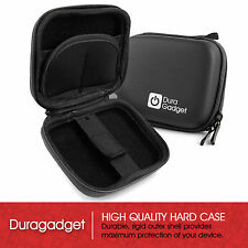 Carry Case with Clip for Veho VCC-005-MUVI-HDNPNG / VCC-004-ATOM-NPNG Camcorder