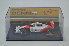 1/43 Minichamps Ayrton Senna McLaren Honda MP4/6 1991 World Champion F1